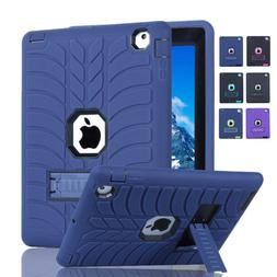 New Tablet Screen Protect Hard Armor Stand Shockproof Case F