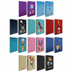 OFFICIAL emoji® MOVIES AND SERIES LEATHER BOOK WALLET CASE