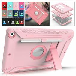 Protective Case For iPad 10.2 7th Generation 2019 Hybrid Sil