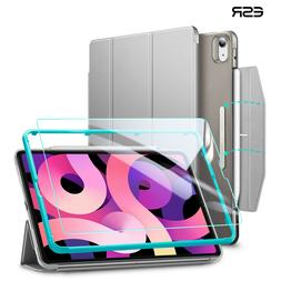 ESR Smart Case +Tempered Glass Screen Protector for iPad Air