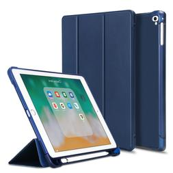 smart flip leather tablet cover case for 2019 ipad air3 10.5