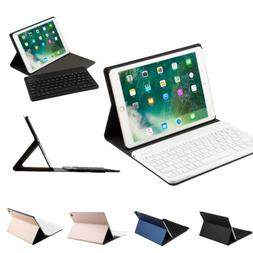 Smart Wireless Bluetooth Keyboard With Slim Clamshell Case C