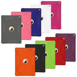 AMZER Soft Silicone Skin Jelly Case Impact Resistant Cover f