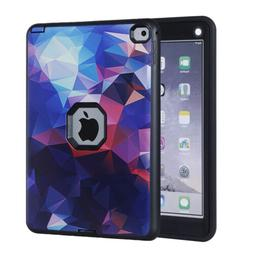 Tablet Screen Protect Hard Armor Shockproof Case For iPad mi