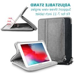 Tablet Sleeve Case Bag Stand Cover Pouch Universal 7-11'' Fo