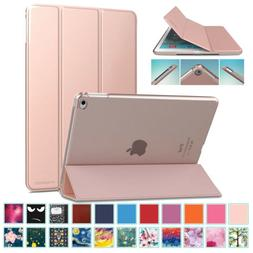 MoKo Smart-Shell Cover Frosted Back Protector Case for iPad