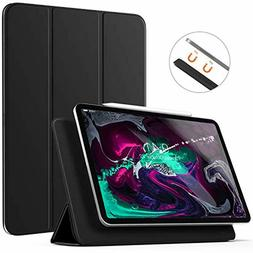 TiMOVO Magnetic Smart Case for iPad Pro 12.9 Inch 2018, [Sup
