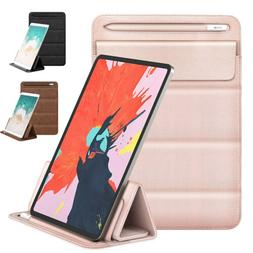 MoKo Tri-fold Stand Pouch Case Sleeve Bag for iPad Pro 12.9,