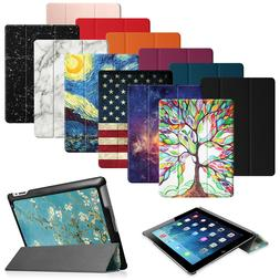Fintie Slimshell Case Stand Cover For iPad 4/3/2 Tempered Gl