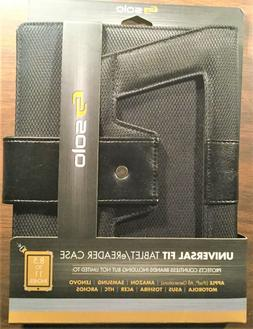 """Solo Universal Fit Tablet/eReader Case Fits 8.5"""" -11"""" iPad/M"""