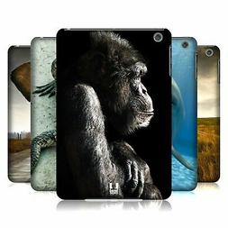 HEAD CASE DESIGNS WILDLIFE HARD BACK CASE FOR APPLE iPAD MIN