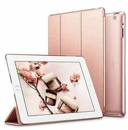 ESR Yippee Smart Case for iPad 2 3 4, Rose Gold